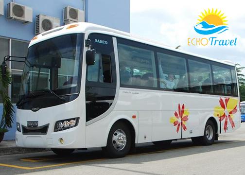 Những lưu ý khi tìm dịch vụ thuê xe 29 chỗ tại Nha Trang